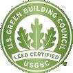 selo leed certified
